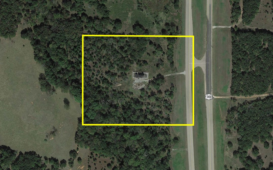 10/AC For Sale in Lincoln County, Oklahoma