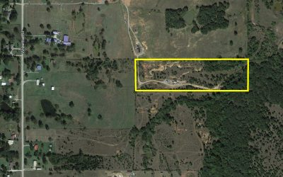 11/AC MOL Land For Sale in Lincoln County, Oklahoma
