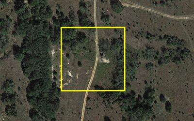 2/AC of Land For Sale in Lincoln County, OK